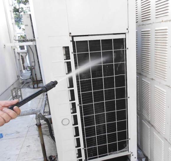 中央空调清洗消毒方案