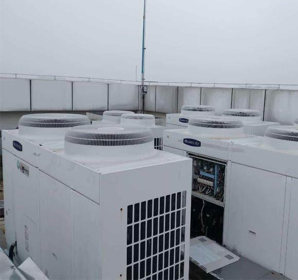 中央空调解决方案